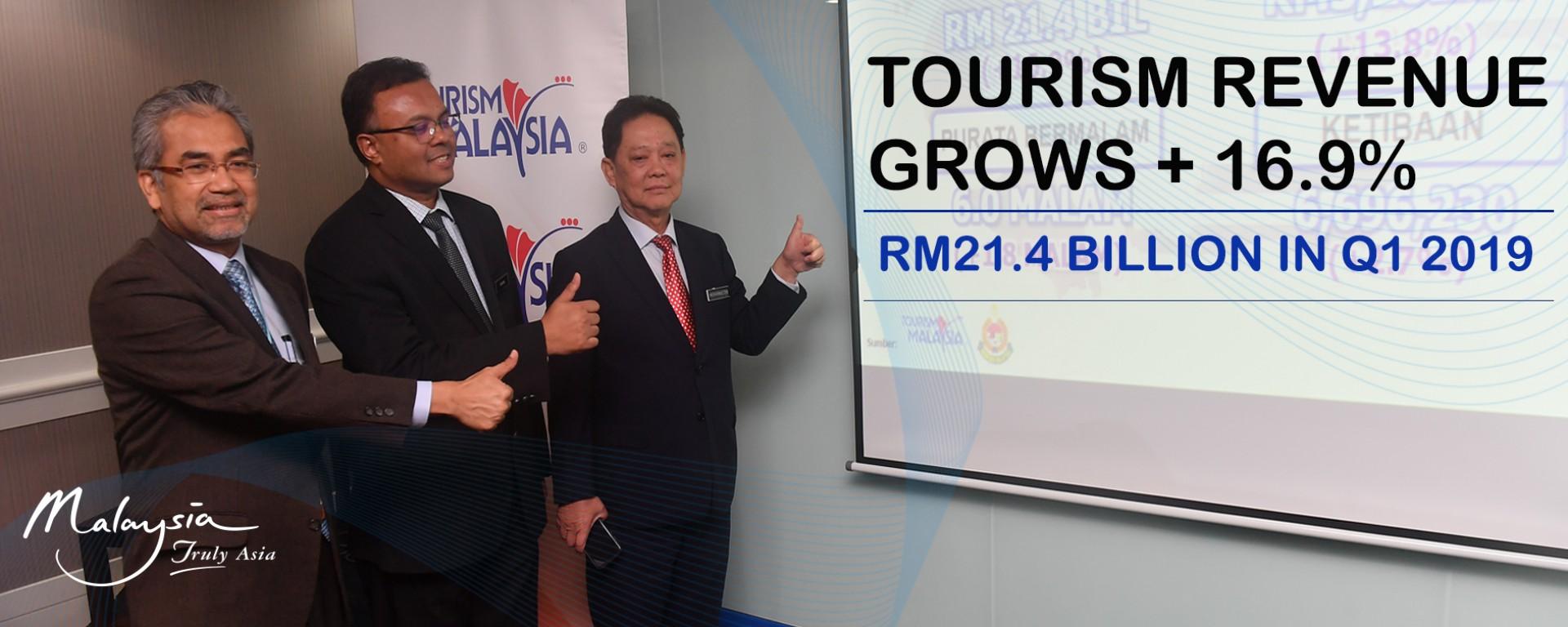 <div class='slider-left'><span class='caption'></span><div class='action'><a href='https://www.tourism.gov.my/media/view/tourism-revenue-grows-16-9-reaches-rm21-4-billion-in-q1-2019' class='btn btn-danger btn-lg' target=''>Read more</a></div></div>