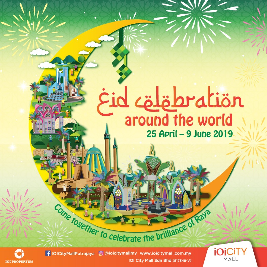 Celebrate Raya With Great Events Fantastic Deals Tourism