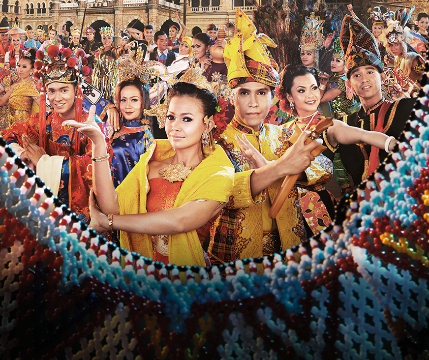 Experience the unique melting pot that is Truly Asia.