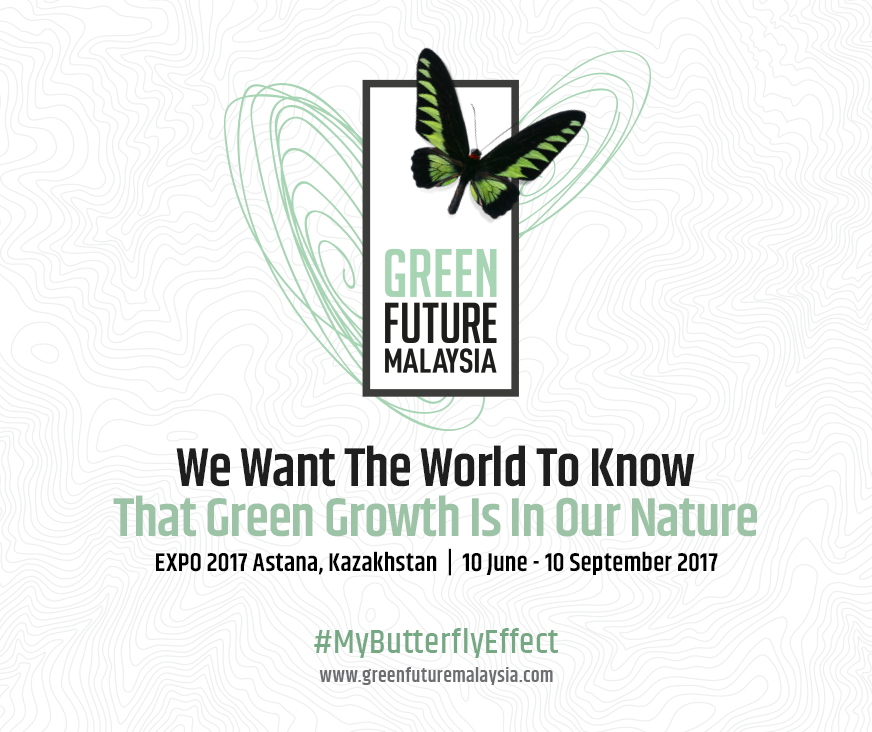 Visit our Pavilion and see how Malaysia is Powering Green Growth